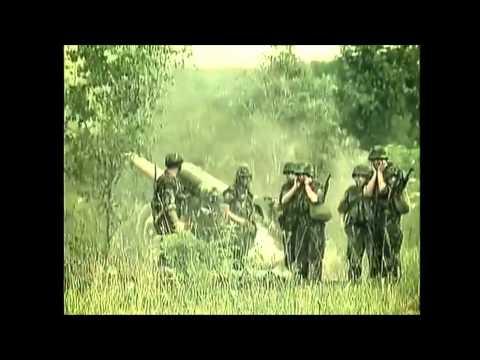 Croatian operation Storm 1995 - Sabaton: Panzerkampf