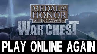 Medal of Honor Allied Assault War Chest - How To Play Online Again