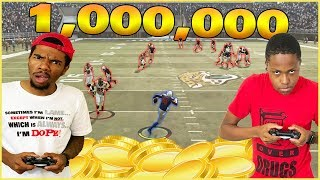 1,000,000 Coin Wager + The GREATEST Pick 6 Return of All Time?! - MUT Wars Ep.60