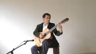 Dang thao - Recuerdos De La Alhambra (Memories of the Alhambra) by F. Tárrega - Guitar