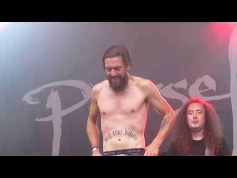 Persefone - Live @ Metaldays  2017 (27th July)