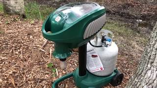 Mosquito Control for Large Properties