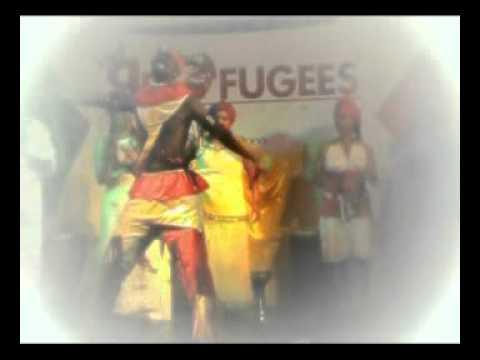 Refugees Togo Ballet