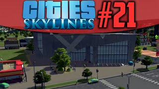 modern art museum cities skylines s2 21
