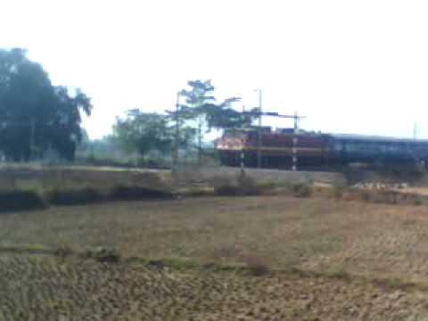 22612 NewJalpaiguri-ChennaiCentral express