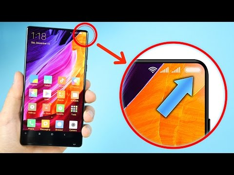 Thumbnail: The Phone From The FUTURE! No Bezel Xiaomi Mi Mix Review