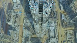 من ارتفاع ٥٠٠ متر ٠٠ البرج الايقوني