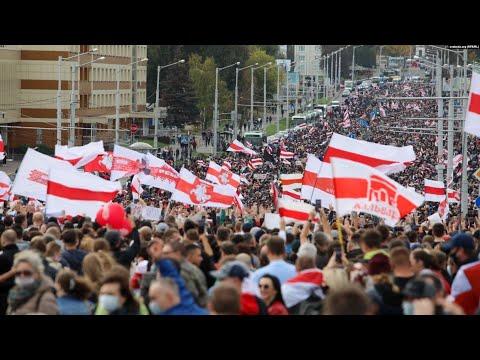 Беларусь. Марш освобождения