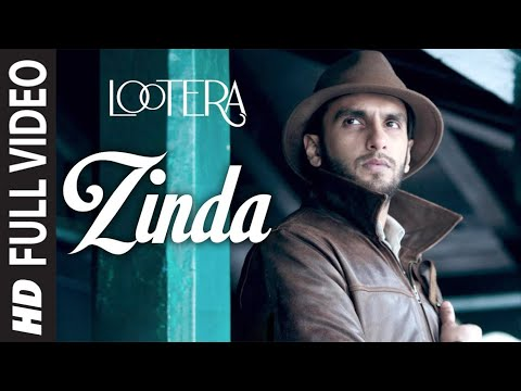 Lootera Zinda Hoon Yaar Full Song ᴴᴰ   Ranveer Singh, Sonakshi Sinha