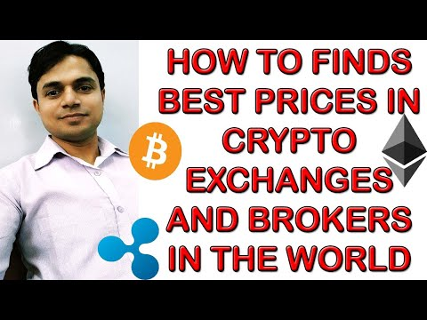 How To Finds Best Prices In Crypto Exchanges And Brokers In The World? Cryptoradar | Techhelpinhindi