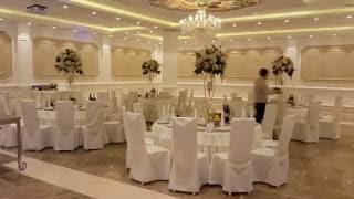 Флористика на свадьбе в ресторане Шен Кристал (Shen Crystal)