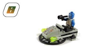 LEGO® - Speed Build - 6800 - Cyber Blaster - review - speedbuild