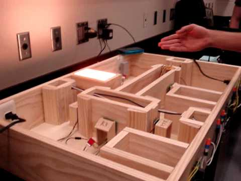 Senior Design 2012 Ucf Eecs Smart Home - Youtube