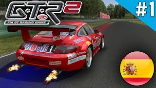 GTR2 FIA 2003 GT Season - Round 1: Circuit De Catalunya, Spain (PC Gameplay)