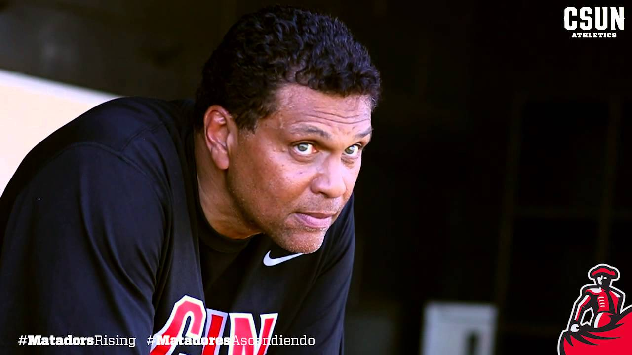 Reggie Theus First Pitch Promo 1