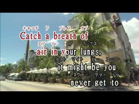 [Karaoke]Sonata Arctica - Destruction Preventer