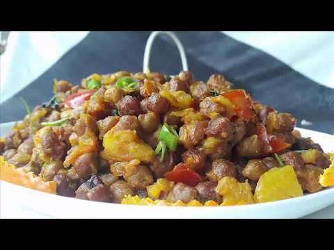 শাহি ছোলা বুট ||ইফতার রেসিপি | |Chola Bhuna Recipe | |Chola boot Ranna
