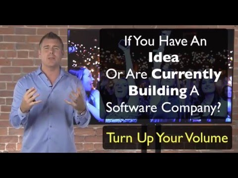 Dan Martell Explains How To Go From Idea To Exit