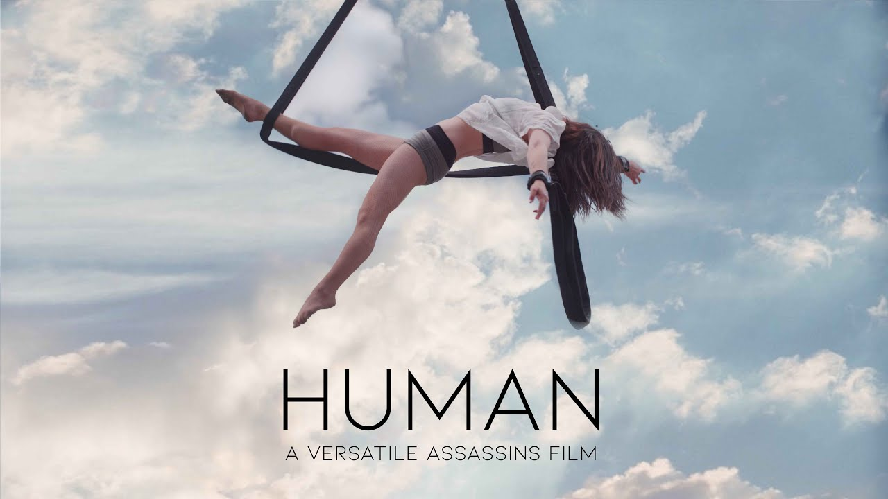 VERSATILE ASSASSINS | Human | Aerial Straps over Salida, Colorado  -- Selkie Hom
