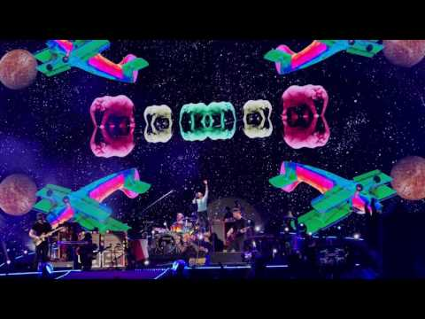 Coldplay - Amazing Day, National Stadium Singapore, 31 March 2017