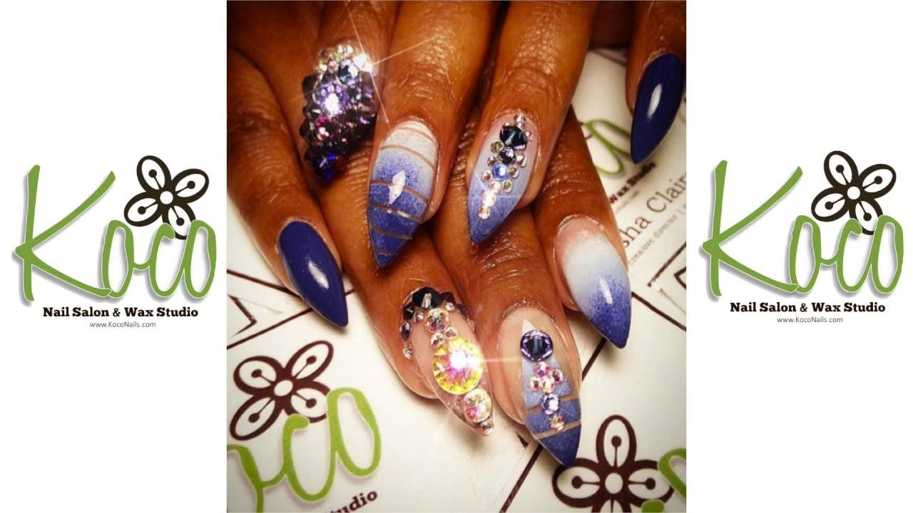 We Talk Weekly Sponsor Koco Nails - YouTube