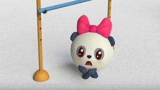Малышарики - Умные песенки - Высоко и низко - мультфильм для самых маленьких