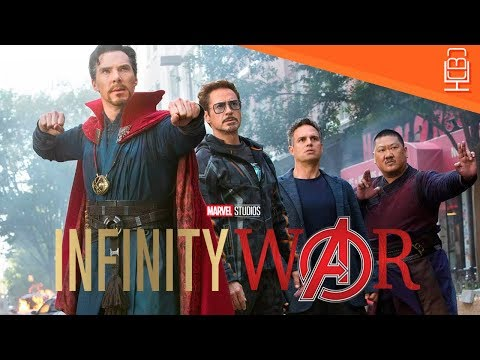 Avengers Infinity War latest Official Reveals & Rumors