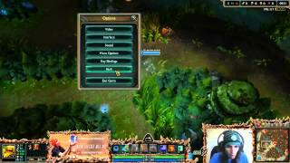 [LoL] Tuto/Explications paramètres League of Legends
