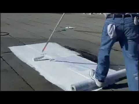 Начин на полагане на течна гума Isoflex-Universal