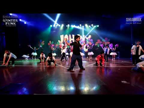 Cartoon - SHIAMAK Winter Funk 2018 - Mumbai - Zone 1