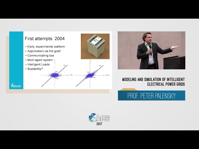FedCSiS Conference 2017 - Peter Palensky