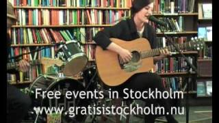 Promise and the Monster - Wither, Live at Bibliotekspop, Stockholm 2(4)