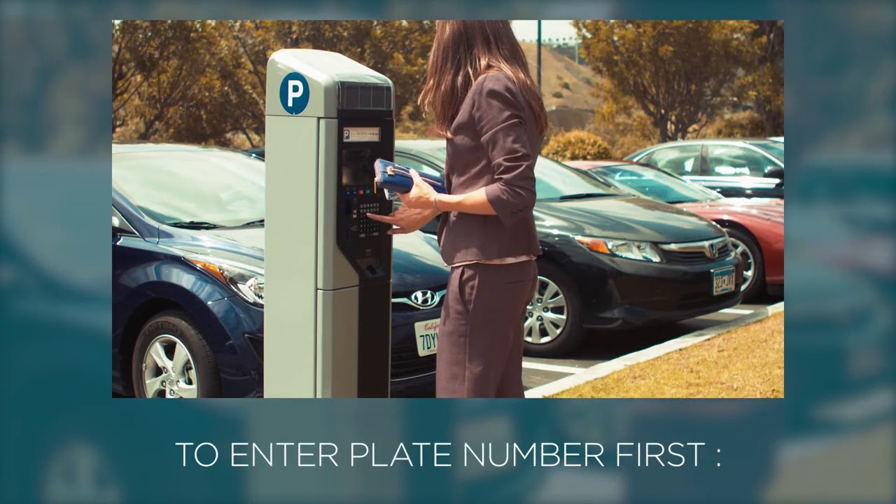 Paid Parking Information