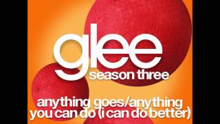 Watch Glee Cast Anything Goes Anything You Can Do video