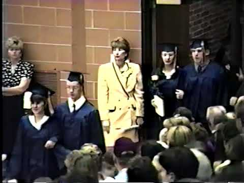 Hastings High School Graduation 1997 and Family Gatherings