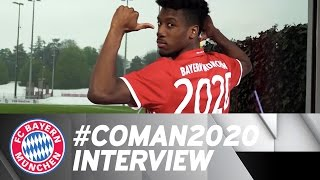 #Coman2020 - Kingsley Coman signs contract until 2020!