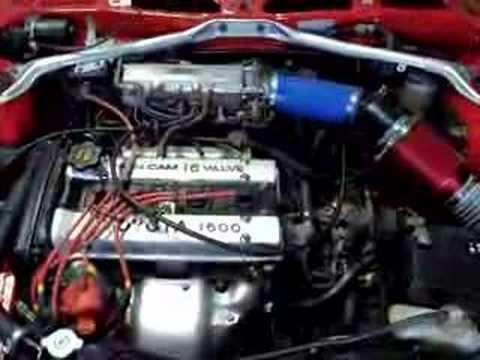 2007 Toyota Corolla For Sale >> Toyota Corolla GTi 16 - YouTube