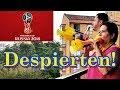Despertando a los vecinos con 2 cornetas gigantes Mundial Rusia 2018 Selección Colombia