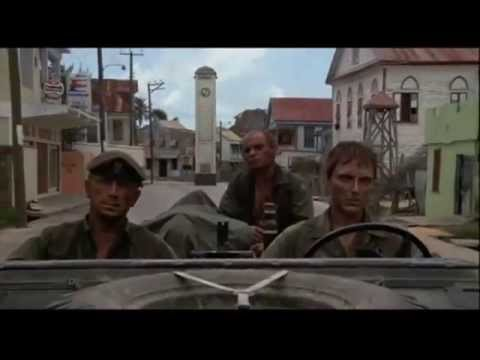 """The Dogs of War"" (1980) - End Scene"