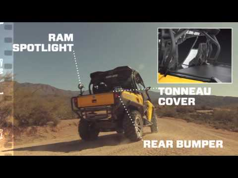 Can-Am Commander 2013 Accessories