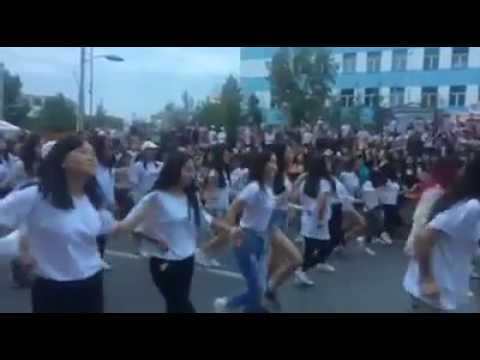 KPOP FLASH MOB 20170701 FROM MONGOLIA (XOME ENTERTAIMENT)