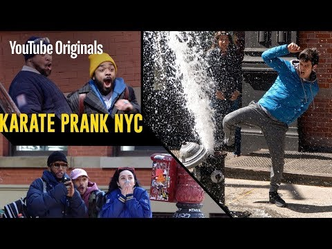 The Good, The Bad, The Karate Prank!