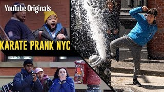 Download Karate Prank NYC Mp3 and Videos