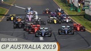 Resumen del GP de Australia - F1 2019
