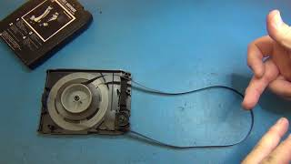How To Repair 8 Track Tapes