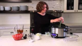 Cuisinart 4 Quart Cook Central Slow Cooker