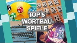 Top 5 Wortbau-Spiele - Word games