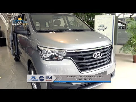Conocemos La Hyundai H1 Desde IM Motors