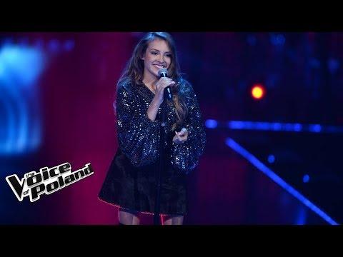 "Maja Kapłon - ""The Winner Takes It All"" - Live 1 - The Voice of Poland 8"