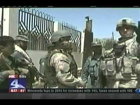 FOX 4 report: Munck Carter Patent Attorney Michael Rodriguez Headed to Afghan Combat Zone